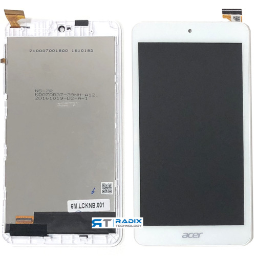 Acer Iconia One 7 inch B1-790 A6004 Touch Screen Digitizer LCD Display Assembly