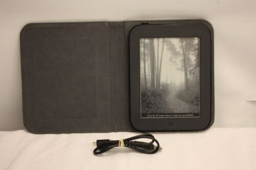 Barnes & Noble BNRV300 NOOK Simple Touch Wi-Fi 6in Black