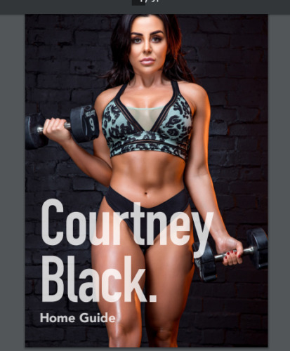 Courtney Black Home Guide PDF FREE DOWNLOAD