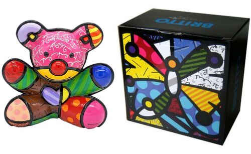"""ROMERO BRITTO """"FUN BEAR"""" 2008 