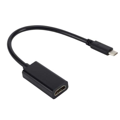 4K 3.1 USB Type-C to HDMI Adapter Cable Converter For MacBook Samsung ChromeBook