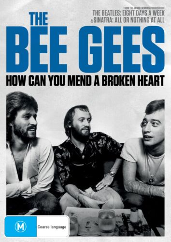The Bee Gees How Can You Mend a Broken Heart DVD Region 4 NEW