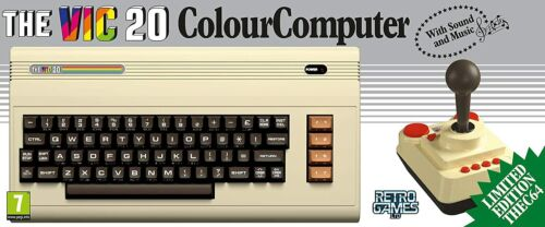 The VIC20 Maxi with built in Commodore 64
