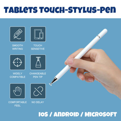 """Generic-Pencil For Apple iPad Pro 9.7"""" 10.5"""" 12.9"""" Tablets Touch-Stylus-Pen"""