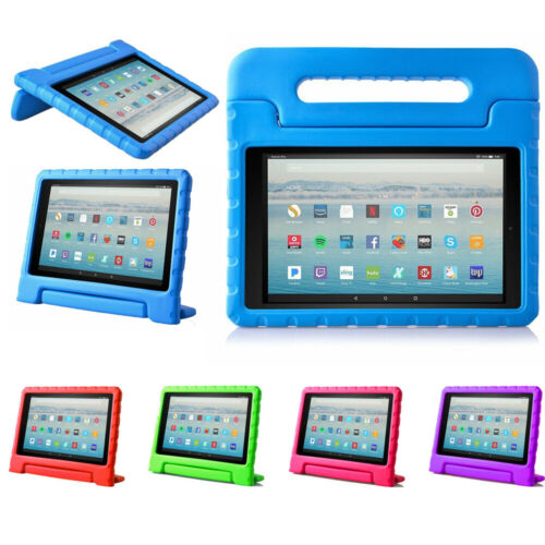 Kids Full Body Shockproof Case Amazon Fire 7 8 HD 10 2019 7th 8th 9th Generation