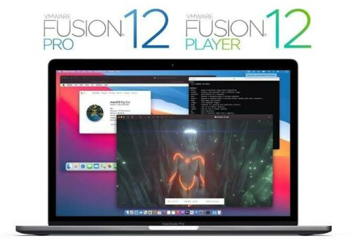 latest VMWARE fusion pro 12  key latest release for Mac OSx multidevice