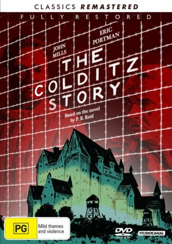 The Colditz Story  DVD R4