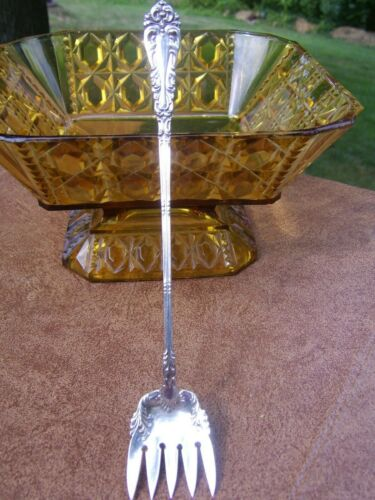 Sterling Silver Bacon Fork - Athene  - Frank Whiting / Amston