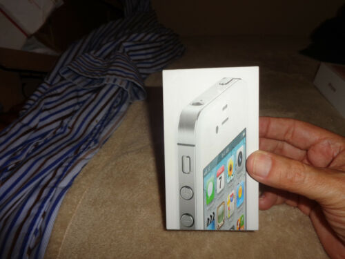 Iphone 4s md 380ll/a white 32gb box only
