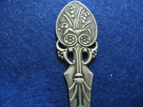 "ANTIQUE ""LILY/LILY OF THE VALLEY"" by GORHAM STERLING 6 3/4"" TEA/CHILD KNIFE"