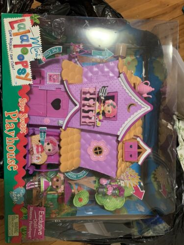 Lalaloopsy Mini Lalaloopsy Sew Sweet House Playhouse NEW IN BOX Collectable