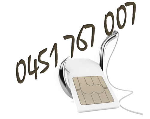 Gold Mobile Number- Easy04