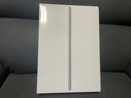 Apple iPad 8th Gen. 32GB, Wi-Fi + 4G cellular 10.2 in - Space Grey AU model