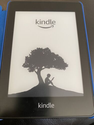 Amazon Kindle Paperwhite (10th Generation) 8GB, Wi-Fi - With Waterproof Case
