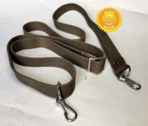 Carrying Sling Belt Two Point Soviet USSR Army Military Strap Canvas OriginalOriginal Period Items - 13983