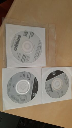 HP Elite 8300 + Pro 6300 AIO System Recovery DVD + CD - WIN7 + WIN 8 - Brand New