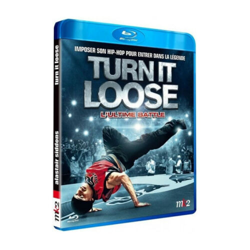 Turn It Loose l'ultime battle (Imposer son hip-hop) BLU-RAY NEUF
