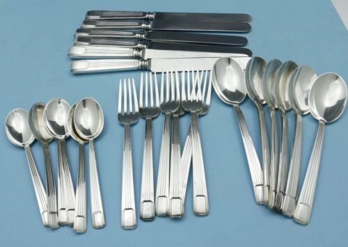 TIFFANY CENTURY Sterling FLATWARE Set 24 Pieces Luncheon Size for 6