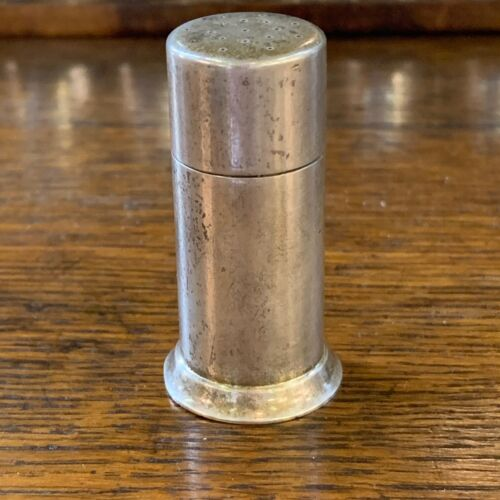 Small Vintage Sterling Pepperette / Pepper Shaker by Tiffany & Co