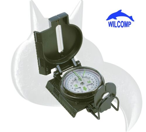 FOX Military Compass TS-819 made in Italy Knives - 42574
