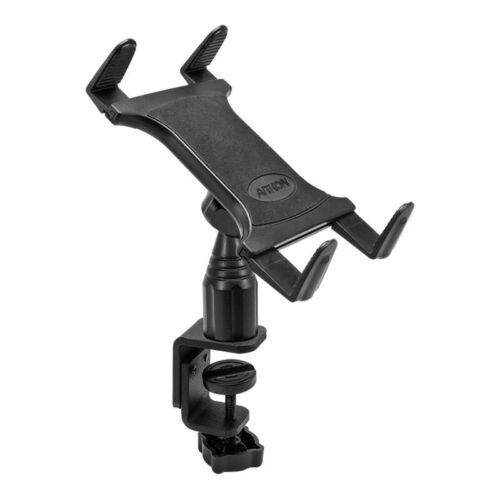 """Arkon Heavy-Duty Table or Desk Tablet Clamp Mount with 4"""" Arm"""