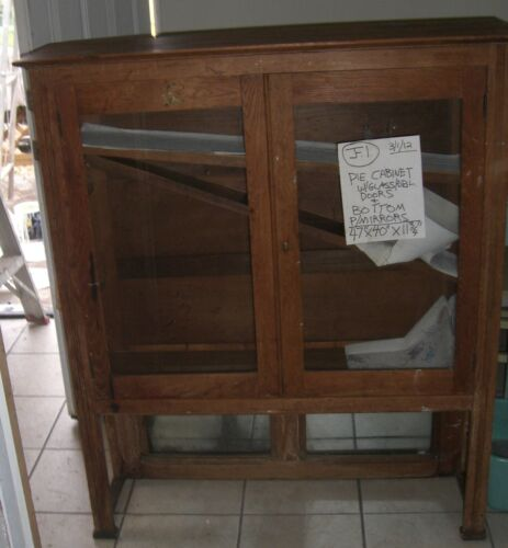 Early American Country  Pie Safe  Cabinet  COUNTRY PRIMITIVE