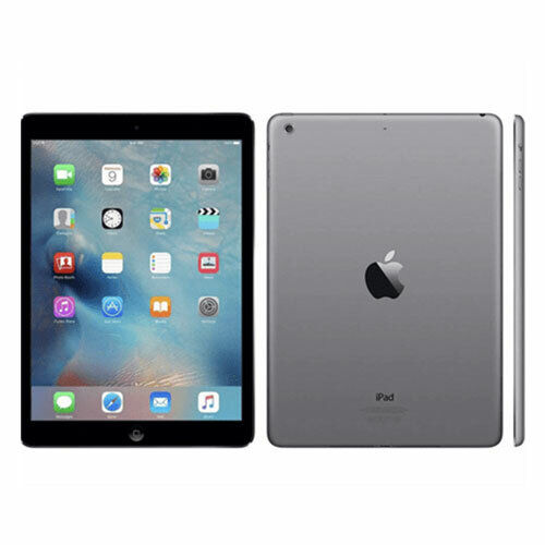 Refurbished Apple iPad Air 2nd Generation 128G Wi-Fi Only Unlocked Space Grey
