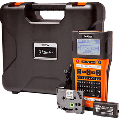 NEW Brother PT-E550WVP P-Touch Industrial Label Machine Labeller