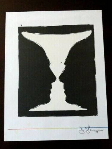"""Jasper Johns """"Cup Two Picasso"""" 1973 plate signed lithograph"""