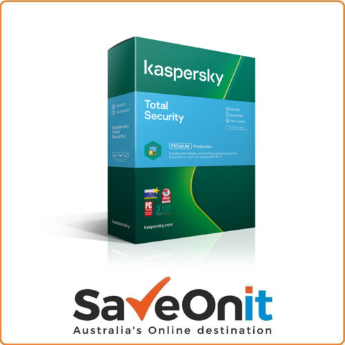 Kaspersky Total Security 3 Device 2 year Email Key