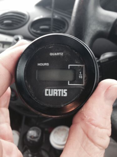 Curtis Hurmeter Any Hours Programmed