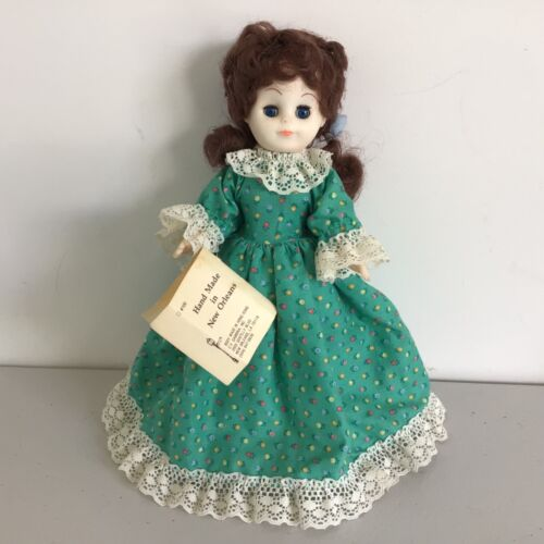 """Vintage 1975. Gambina Doll-""""Tess"""" Market Lady. Made in New Orleans. U.S.A #604"""