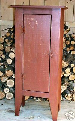 Primitive Handcrafted Cupboard (cabot)