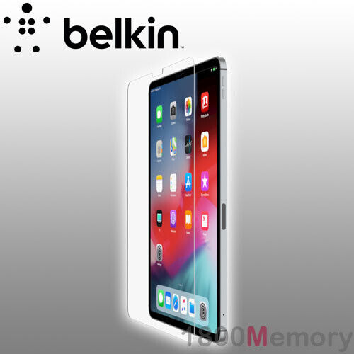 """GENUINE Belkin Screen Force Tempered Glass Protector 9H for Apple iPad Pro 12.9"""""""
