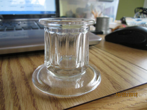 Glass Candle Holders Antiques Us
