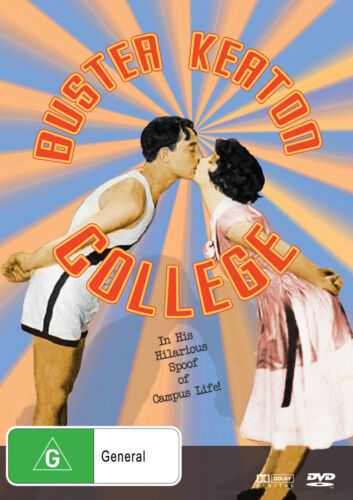 College (1927) : Buster Keaton *One of Buster Keaton's best films*