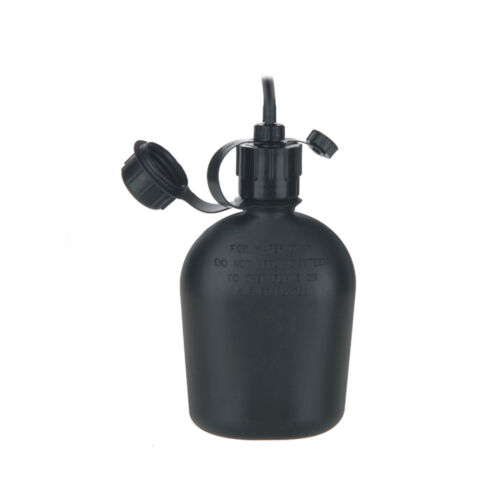 Gas Mask Canteen & Hose - Fits Israeli M15 and CivilianGas Masks - 158440