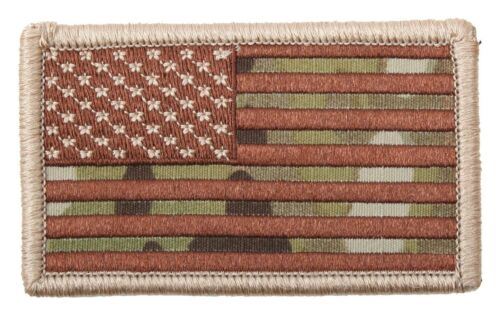 17771 Rothco American Flag Patch - MultiCamPatches - 36078