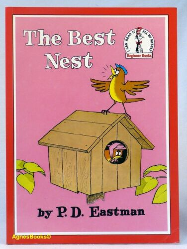 #Z, P.D. EASTMAN The Best Nest - Softcover
