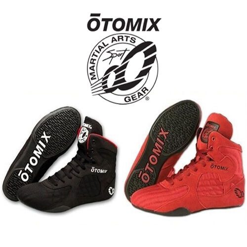 Otomix Stingray High Top Bodybuilding Gym MMA Wrestling Boxing Shoes Mens/Womens <br/> OZ STOCK TRUSTED POWERSELLER SAME DAY SHIPPING