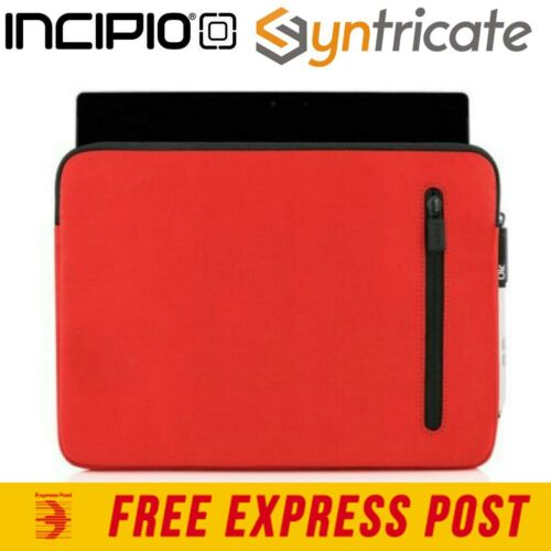 Incipio ORD Protective Padded Sleeve Case for Microsoft Surface 3 - Red