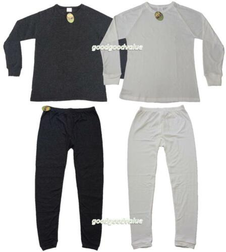 2pcs Mens Woolen Thermal Top/ Long Sleeve Spencer + Long Johns/ Pants Underwear
