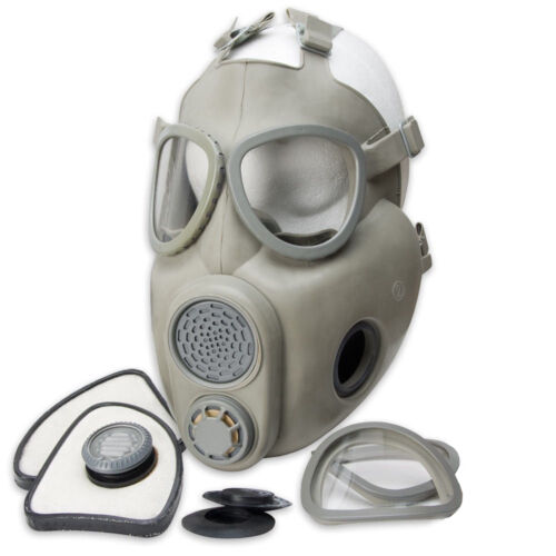 Czech Gas Mask M10 with Filter emergency survival NBCGas Masks - 158440