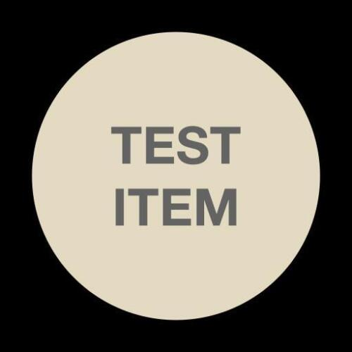 Test but test