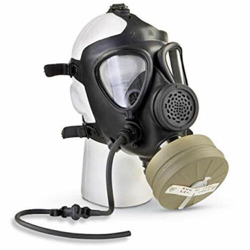 Israeli M15 Gas Mask with Standard 40mm Filter - Unused- emergency survival prep