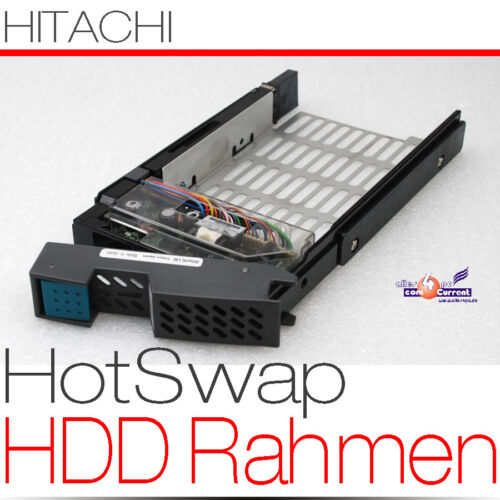 Hitachi Hot Swap Hotplug Frame Caddy from Hds Shelf HDD Hard Drive S2C-K72FC