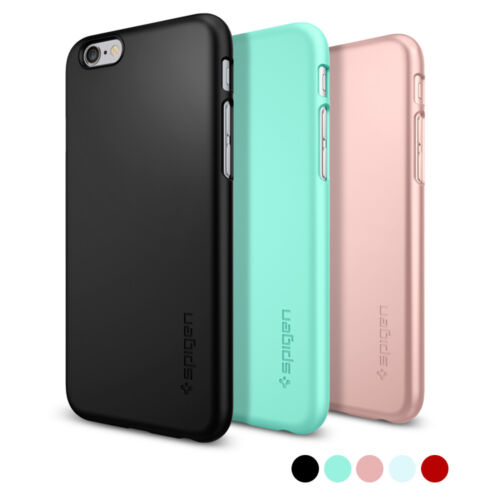 Spigen® [Thin Fit] iPhone 6s Case Ultra Slim Shockproof Cover