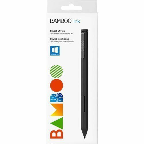 Bamboo Ink Smart Stylus Pen For Microsoft Surface Pro 7, 6, 5, 4,3, Book, Laptop