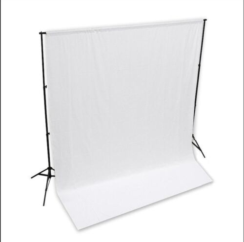 5 x 9 ft white Backdrop Background Photography 100% Polyester Photo Props