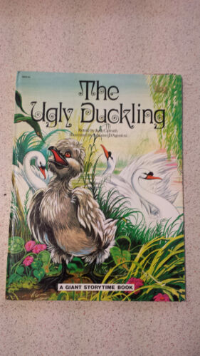 THE UGLY DUCKLING jane carruth & antonio d'agostini (Giant storytime book) HB